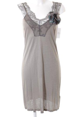 Liu jo Trägerkleid graugrün-olivgrün Elegant