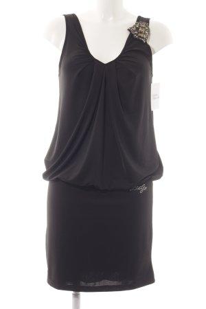 Liu jo Pinafore dress black party style
