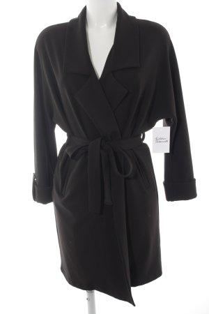 Liu jo Trench Coat black elegant