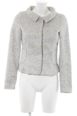 Liu jo Tweed blazer Webpatroon elegant