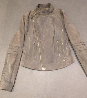 Liu jo Biker Jacket grey