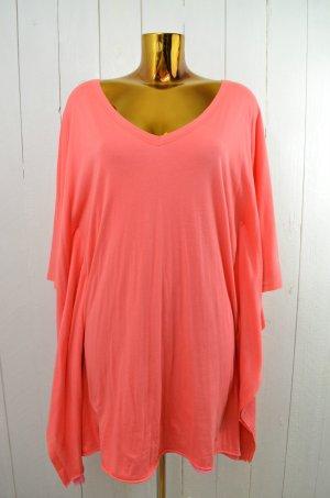LIV BERGEN Kleid T-Shirt-Kleid Jersey-Kleid Hummer Rosé Pink Jersey Gr. 38