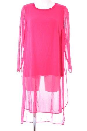 Live Unlimited Vestido largo magenta elegante