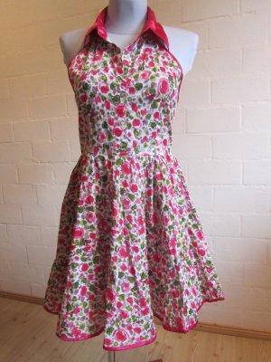 LIVE2LOVE: Neckholderkleid mit Petticoat, Gr.40/42-UK12