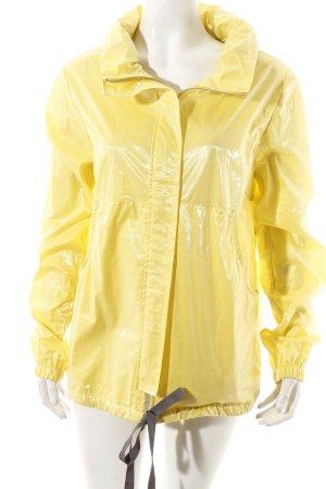 Liviana Conti Regenjacke gelb-blassgelb Street-Fashion-Look