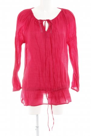 Livre Long-Bluse magenta Beach-Look