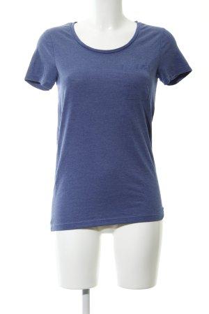 Livre T-Shirt blau Casual-Look