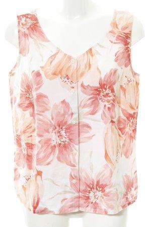 86afe95c3 Liz Claiborne Camisa de mujer estampado floral look casual