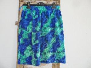 Liz Claiborne Silk Skirt multicolored silk