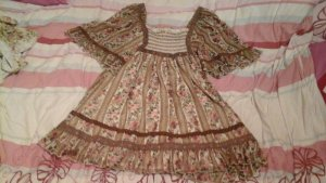 Liz Lisa Florales Kleid Tunika Sommer Gyaru