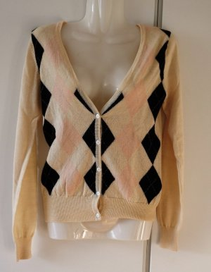 Liz Lisa Japan Argyle Sweater Cardigan Strickjacke Gr. S (36) Gyaru Style