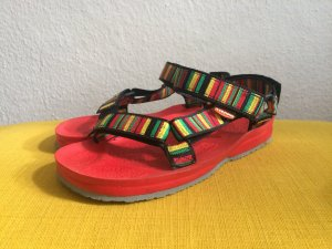 Sandalo outdoor multicolore