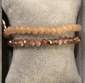 Lizas Armbänder rosa rosegold