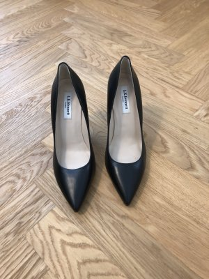 L.k. bennett High Heels black leather