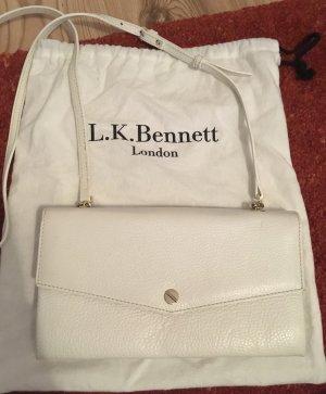 L.k. bennett Clutch white