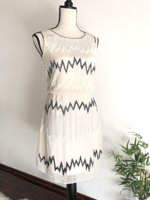 LK La Kore Kleid Elfenbein Gr. XS