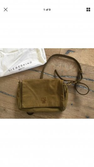 Liebeskind Berlin Crossbody bag olive green