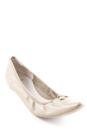 Lloyd Ballerinas mit Spitze graubraun Casual-Look