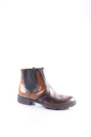 Lloyd Chelsea Boots braun-schwarzbraun Urban-Look