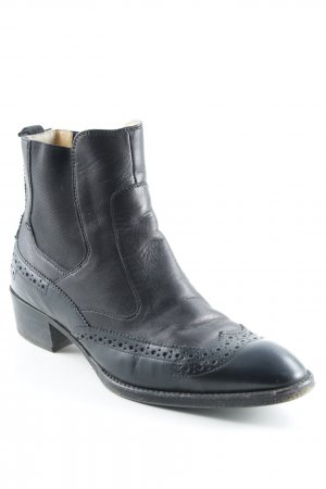 Lloyd Chelsea Boots schwarz Brit-Look