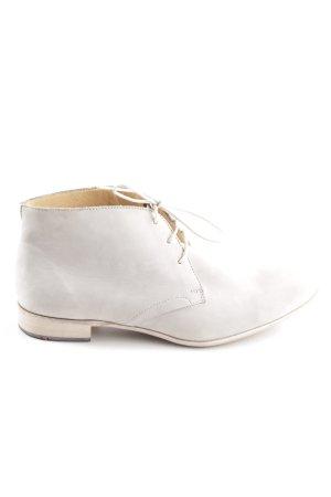 Lloyd Desert Boots hellgrau Business-Look