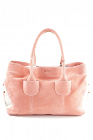 Lloyd Borsa con manico rosa stile professionale