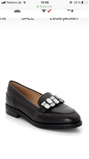 Lloyd Slippers black