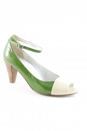 Lloyd Mary Jane Pumps Colourblocking Elegant