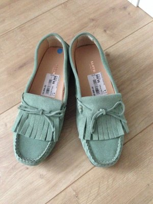 Lloyd Mokassins / Slipper echt Leder mint 37 NEU