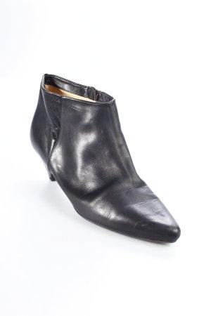 Lloyd Reißverschluss-Stiefeletten schwarz Casual-Look
