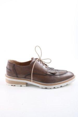 Lloyd Richelieus Shoes brown business style