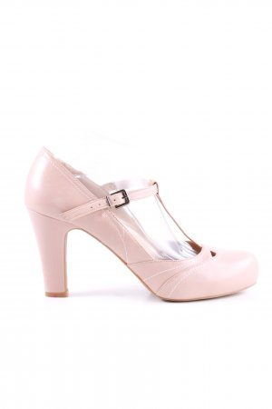 Lloyd Strapped pumps pink casual look