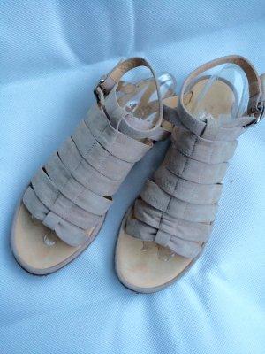 LLOYD Sandale aus Leder