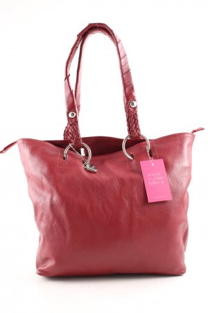 Lloyd Schultertasche rot Casual-Look