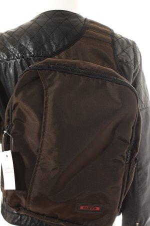 Lloyd Trekking Backpack grey brown-black athletic style