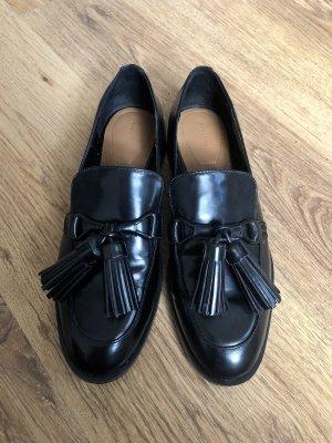 Loafer aus Leder von Zara! Größe 38