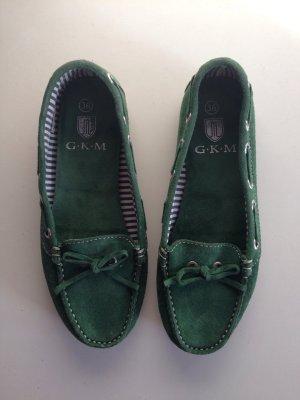 Loafer Bootsschuhe Mokassin G.K.M Gk Mayer außergewöhnlich Designer Sommer