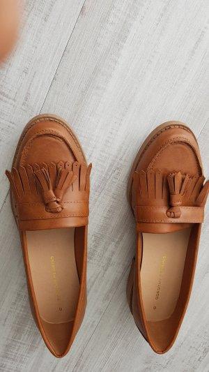 Loafer Dorothy Perkins in braun, neu und ungetragen