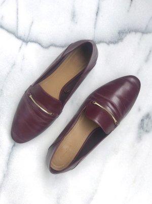 Loafer Echtleder Massimo Dutti