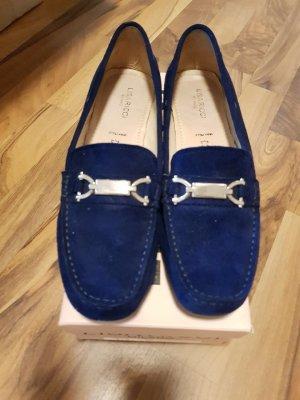 Loafer Gr 40 blau neu