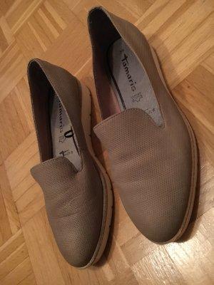 Loafer  grau/beige tamaris (Gr.39)