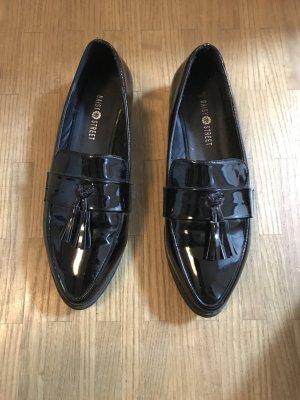 Loafer Lack back Größe 36