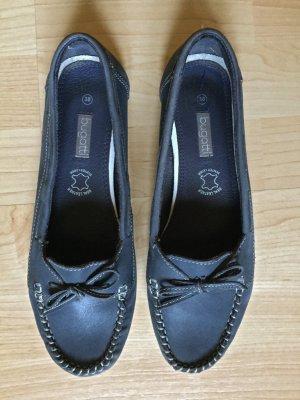 Loafer, Mokassins von Bugatti, Größe 38