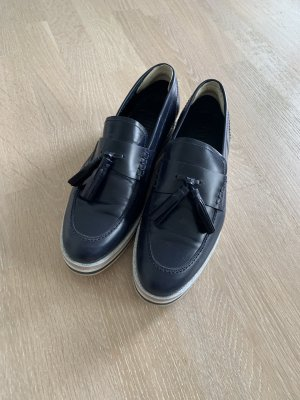 Loafer pertini Slipper dunkelblau Gr. 40