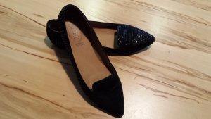 Loafer #schwarz #glänzend #5th Avenue