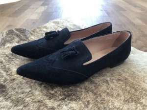 Fred de la bretoniere Slippers dark blue