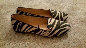 Loafer vom H&M Gr. 39 Zebra
