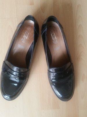 Zapatos formales negro