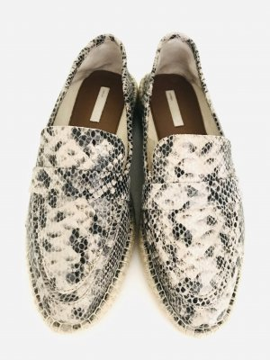 Loafer von H&H, animalprint, Leder, Gr. 40
