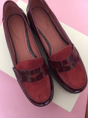 Loafers/ Creepers von Sonia Rykiel, Gr. 38,5, neu, Designerschuhe